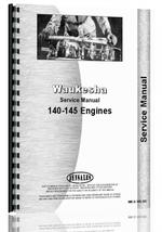 Service Manual for Waukesha 140-GK Engine