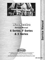 Service Manual for Waukesha 6BZ Engine