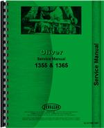 Service Manual for White 1355 Tractor
