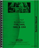 Service Manual for White 1755 Tractor