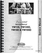 Service Manual for Yanmar YM155D Tractor