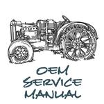 Service Manual for Ford 2610 Tractor