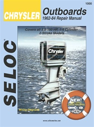 Chrysler Outboard Repair Manual 1962-1984