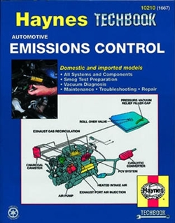 Haynes 10210 Automotive Emissions Control Techbook