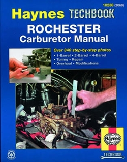 Haynes 10230 Rochester Carburetor Techbook