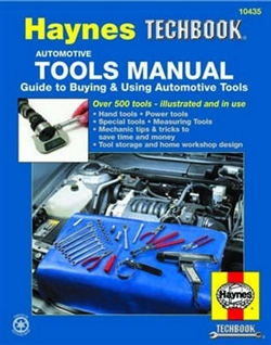 Haynes 10435 Automotive Tools Techbook