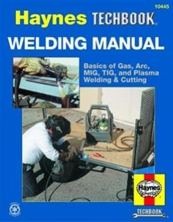 Haynes 10445 Welding Manual Techbook