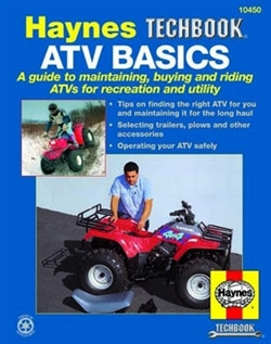 Haynes 10450 ATV Basics Techbook