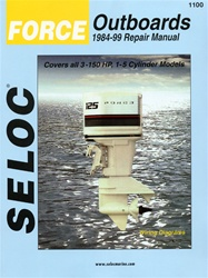 Force Outboard Repair Manual 1984-1999