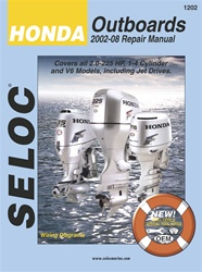 Honda Outboard Repair Manual 2002-2008