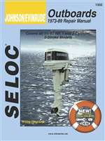 Evinrude Outboard Repair Manual 1973-1989