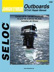 Evinrude Outboard Repair Manual 1973-1991