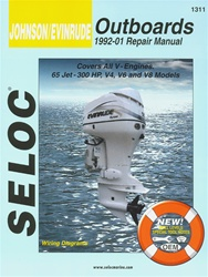Evinrude Outboard Repair Manual 1992-2001