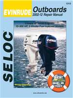 Evinrude Outboard Repair Manual 2002-2012