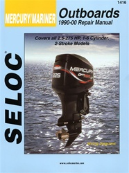 Mercury Mariner Outboard Repair Manual 1990-2000