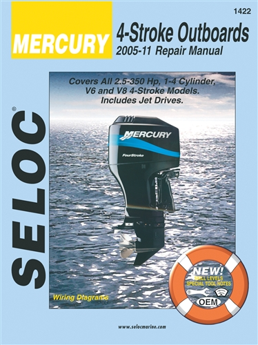 Mercury Outboard Manuals Service Shop And Repair Manual