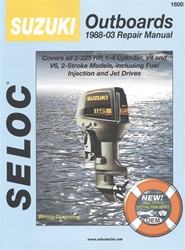 Suzuki Outboard Repair Manual 1988-2003