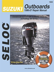 Suzuki Outboard Repair Manual 1996-2007