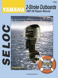 Yamaha Outboard Repair Manual 1997-2009
