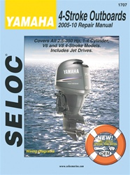 Yamaha Outboard Repair Manual 2005-2010