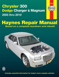 Haynes 25027 Chrysler Repair Manual for 2005 thru 2010