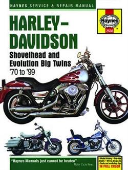 harley davidson panhead repair manual