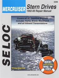 Mercruiser Repair Manual 1992-2000
