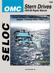 OMC Repair Manual 1964-1986