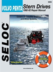 Volvo Penta Repair Manual 1992-2002