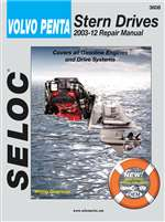 Volvo Penta Repair Manual 2003-2012