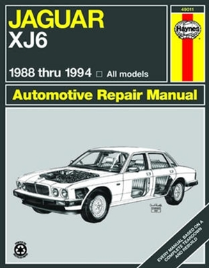 haynes repair manual for jaguar xj6 1988 thru 1994 rh themanualstore com 1995 Jaguar XJ6 1990 Jaguar XJ6