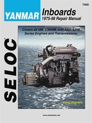 Yanmar Repair Manual 1975-1998