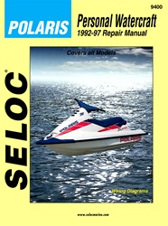 Polaris Jet Ski Repair Manual 1992-1997