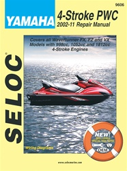 Yamaha Jet Ski Repair Manual 2002-2011