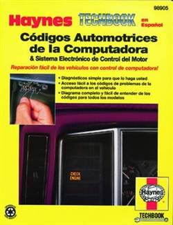 Haynes 98905 Automotive Computer Codes and Electronic Engine Control Techbook