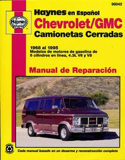 Haynes 99042 Chevy - GMC Truck Closed Repair Manual for 1968 To 1995 Models
