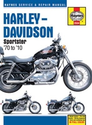 Harley Sportster Manual