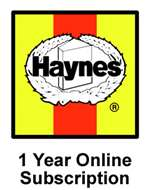 Haynes Toyota 4-Runner Repair Manual Covering All Models from 2003 thru 2009