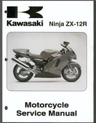 Kawasaki Ninja Manual Service Manual