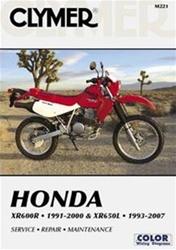 Honda XR600R, 1991-2000 & XR650L