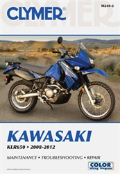 Kawasaki KLR 650 Manual