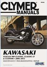 Kawasaki Vulcan Manual