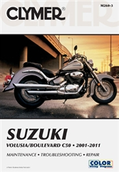 Suzuki Volusia and Boulevard C50 Manual