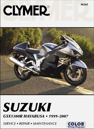 [ZTBE_9966]  Suzuki GSX1300R Hayabusa Manual | Service | Repair | Owners | 2007 Hayabusa Wiring Diagram |  | The Manual Store