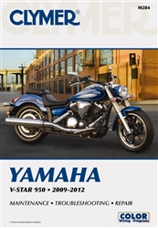 Yamaha V-Star Service and Repair Manual (950 Series)