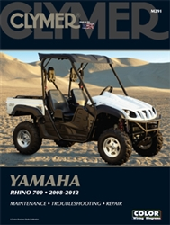 Yamaha Rhino Manual - 700 Series