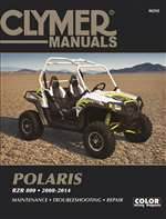 Polaris RZR Manual - 800 Series