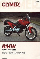 BMW F650 Funduro and Strada Manual