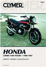 Honda CB900, CB1000, CB1100 Manual