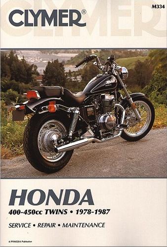 honda cm400 cb400 cmx450 rebel cb450 nighthawk hondamatic manual rh themanualstore com 1978 cb400t service manual 1978 CB400T Custom